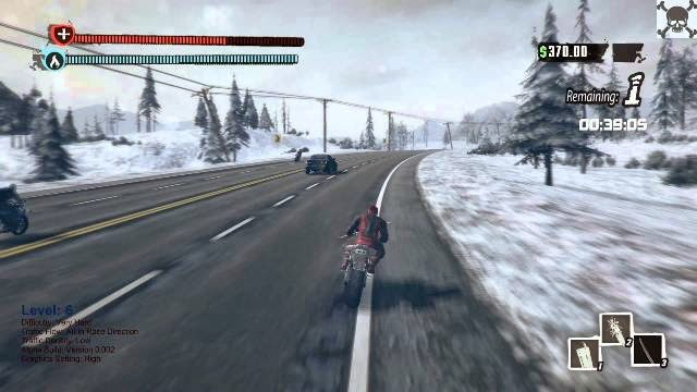 Road Redemption PC Games Gameplay