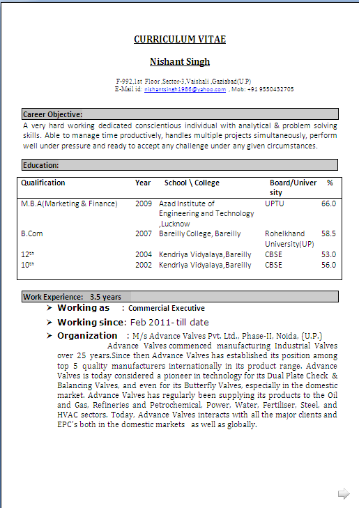 1 Sample Date Format On Curriculum Vitae Cover Letter on