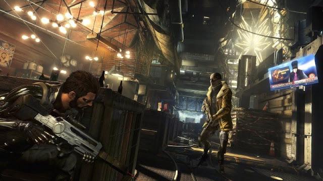 Deus EX Mankind Divided PC Game