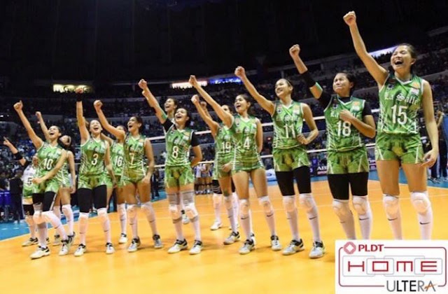 La Salle beats Ateneo, clinches UAAP Season 78