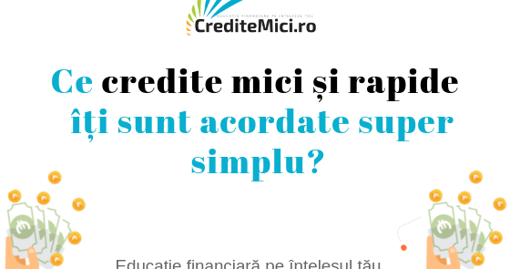 Credite rapide online in rate