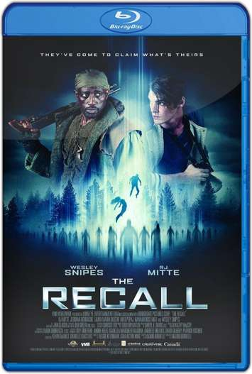 The Recall (2017) HD 1080p y 720p Latino