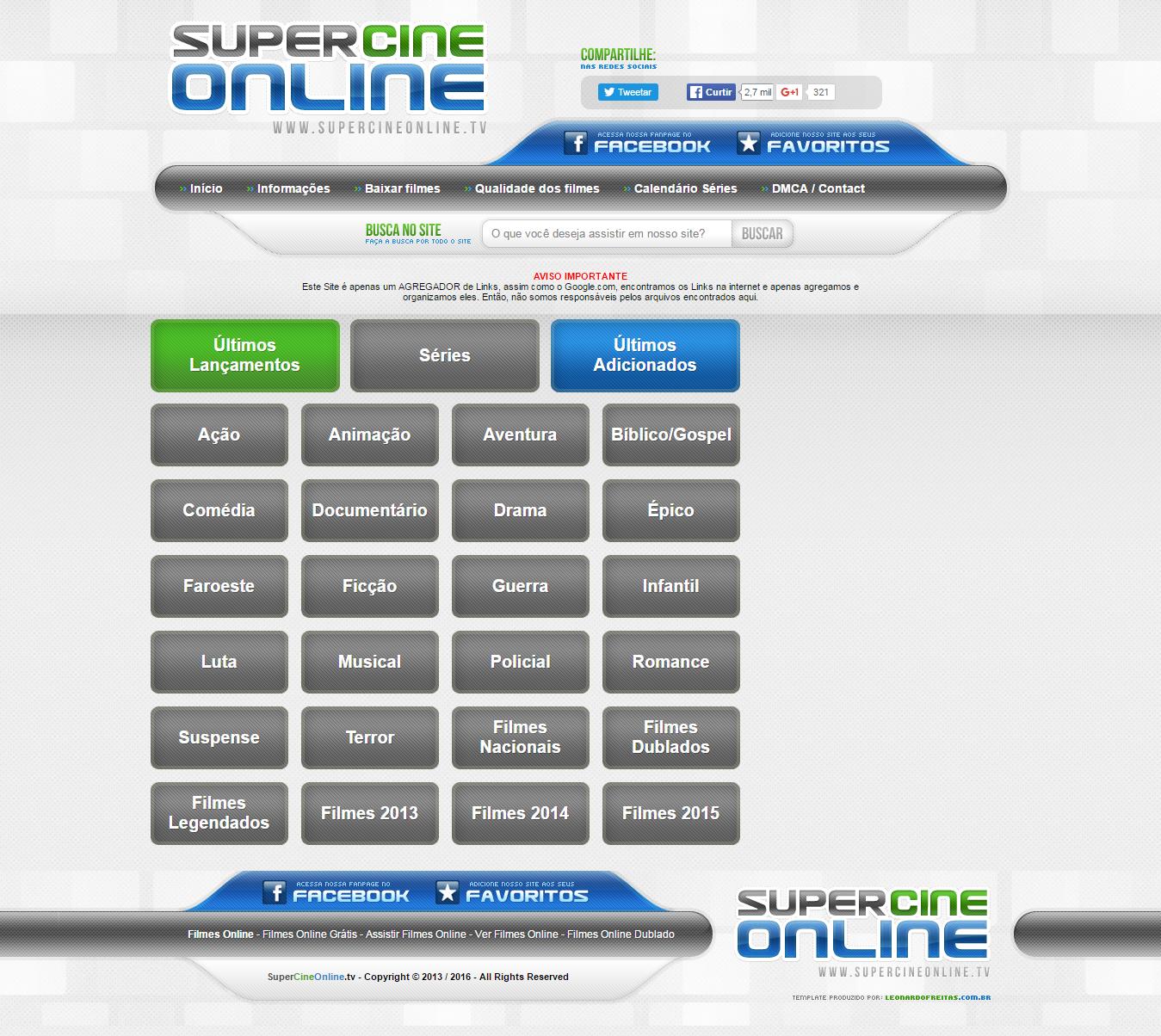 Super Cine Online