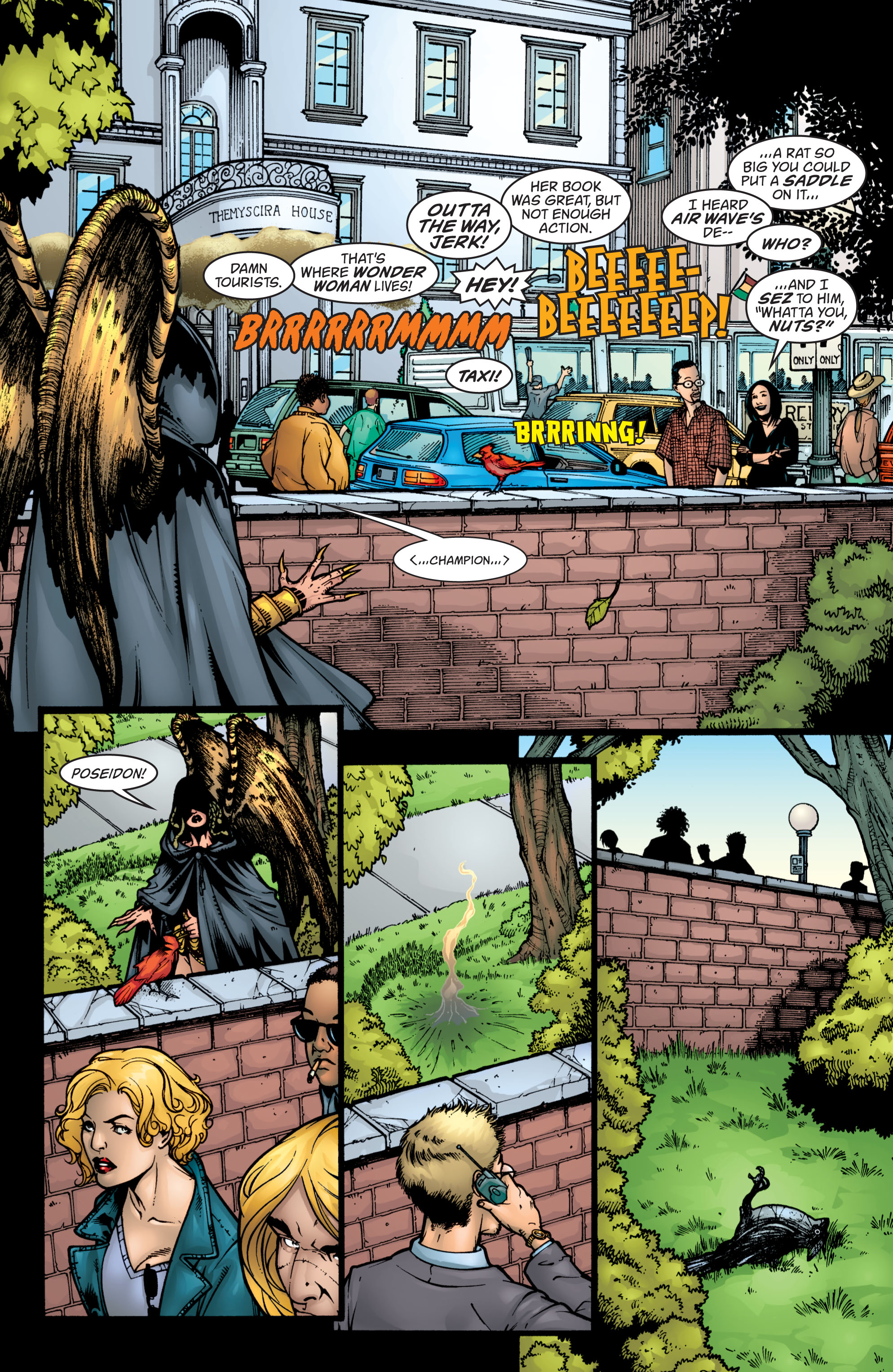 Read online Wonder Woman (1987) comic -  Issue #206 - 19