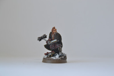 Dáin Ironfoot Hobbit SBG