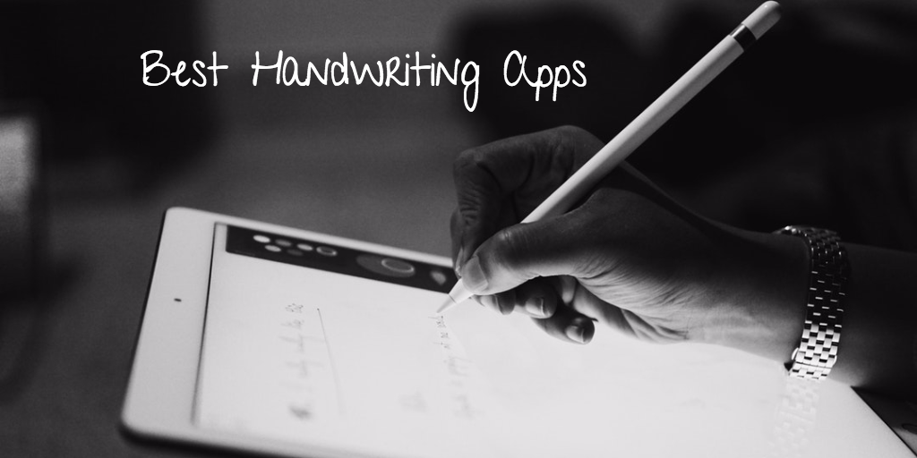9 Awesome handwriting apps for iPad Pro / iPad / iPhone 2019