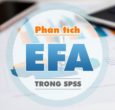 Phân tích nhân tố khám phá EFA trong SPSS
