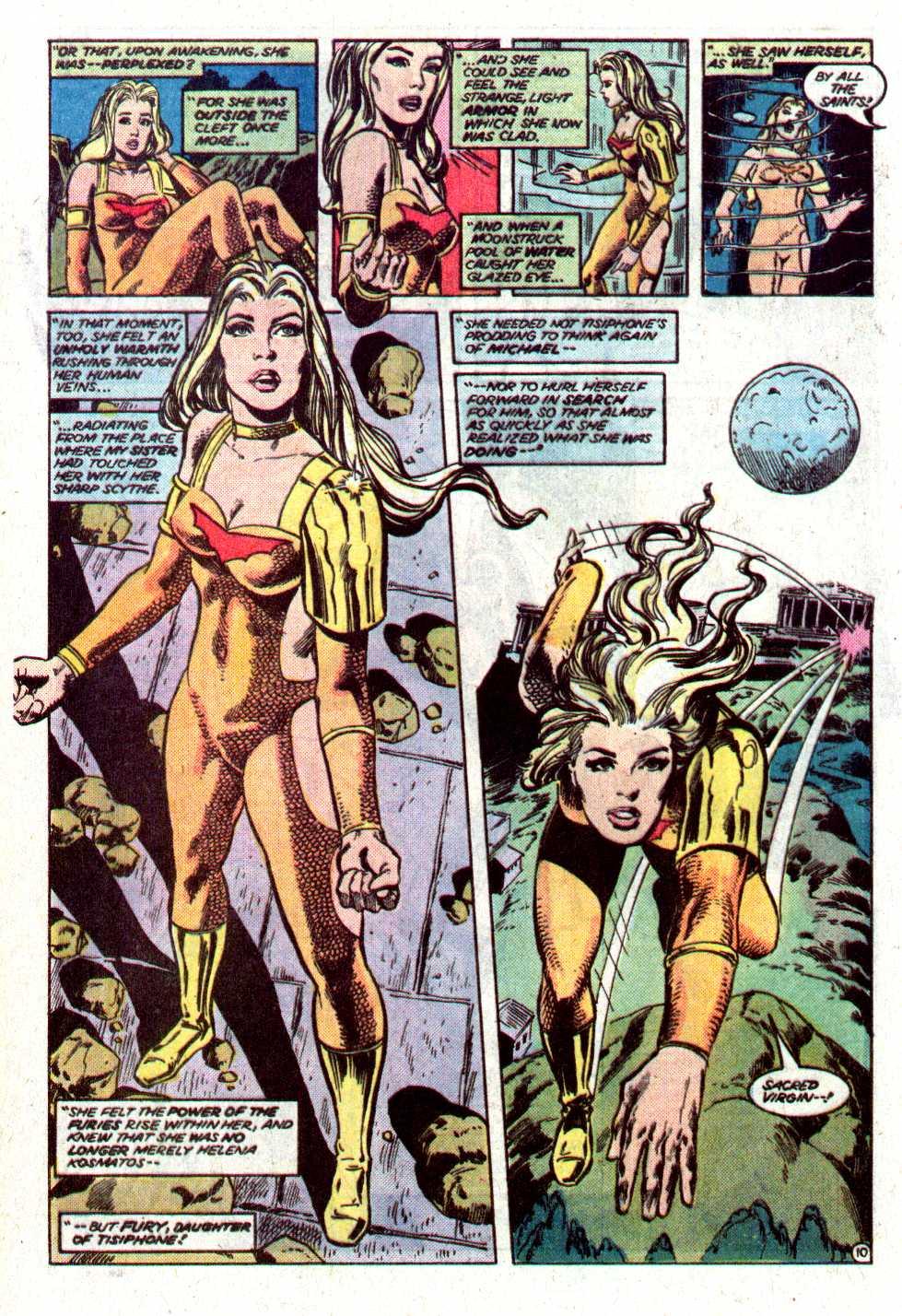 Read online Secret Origins (1986) comic -  Issue #12 - 11