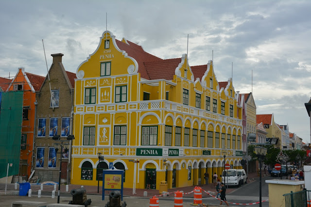 Willemstad Curacao Penha