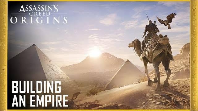 E3 2017 Building an Empire
