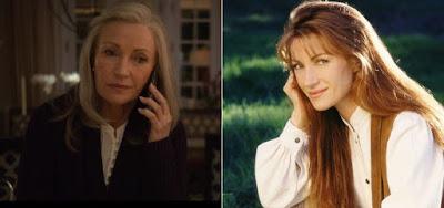 Enxuta, Jane Seymour vive uma ricaça na comédia da Netflix, duas décadas após Dra. Quinn