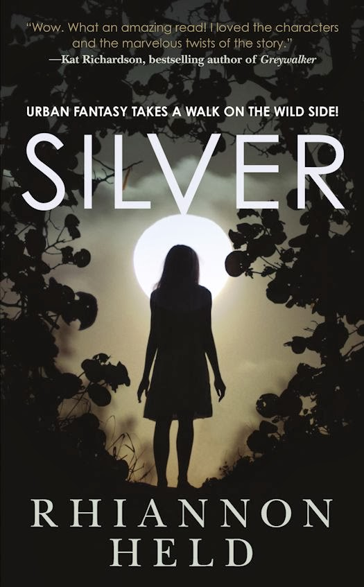 Interview with Rhiannon Held, author of the Silver series - February 18, 2014