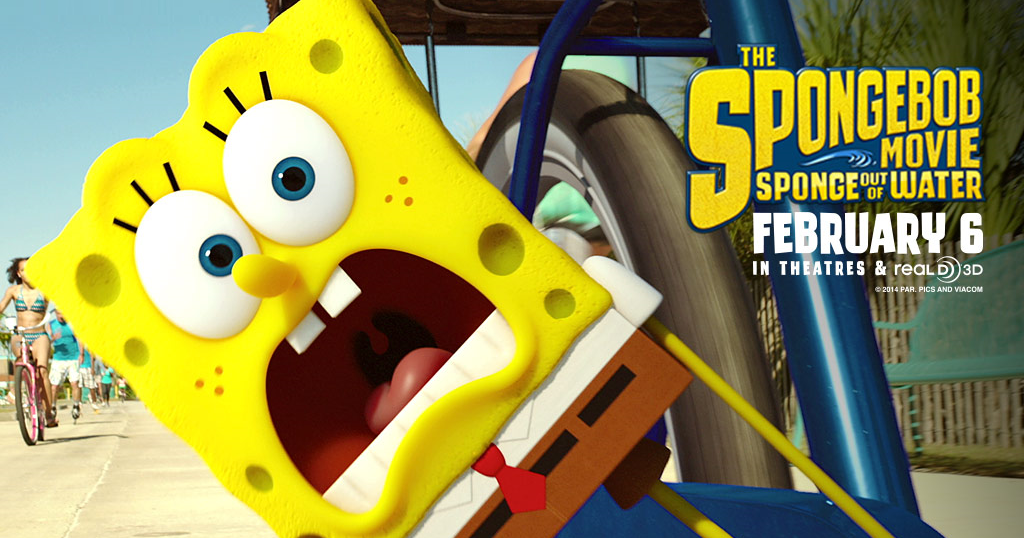 Spongebob 3d Stream