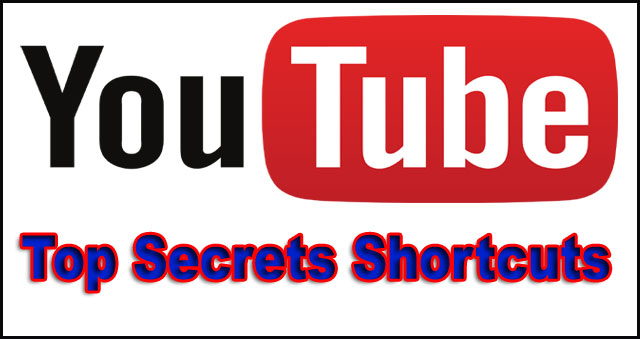 youtube ke secret shortcuts key kaise use kare