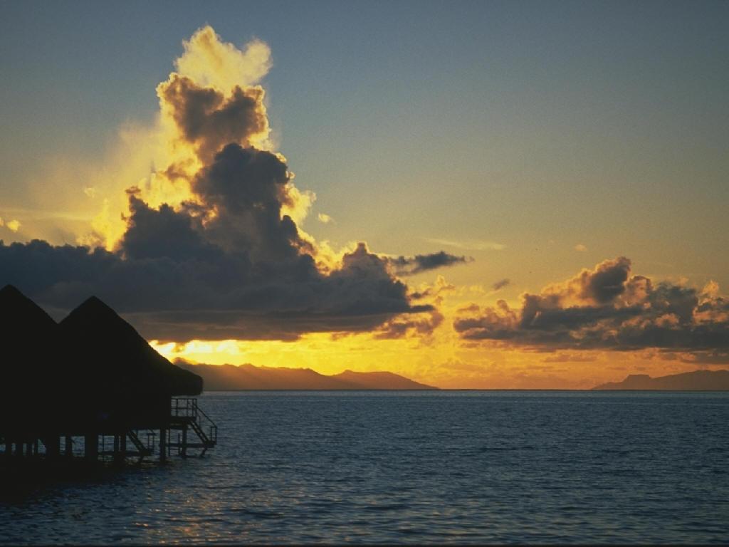 Matira Beach Bora Bora Tahiti Style My Beach