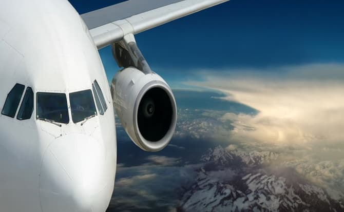 Vuelos, turismo, aerolineas