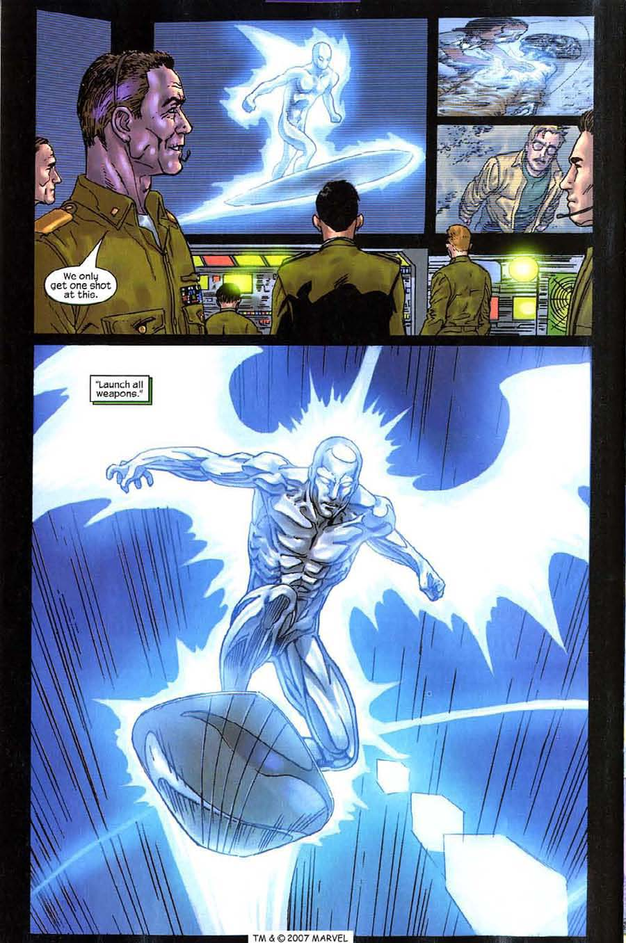Read online Silver Surfer (2003) comic -  Issue #11 - 34