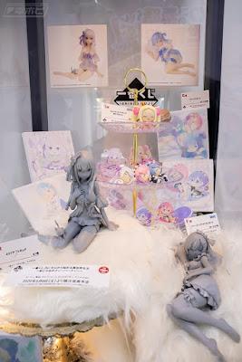 Novedades de Bandai Spirits en el Wonder Festival 2020 Winter.