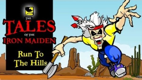 "IRON MAIDEN: Το ""Run To The Hills"" σε animated video"