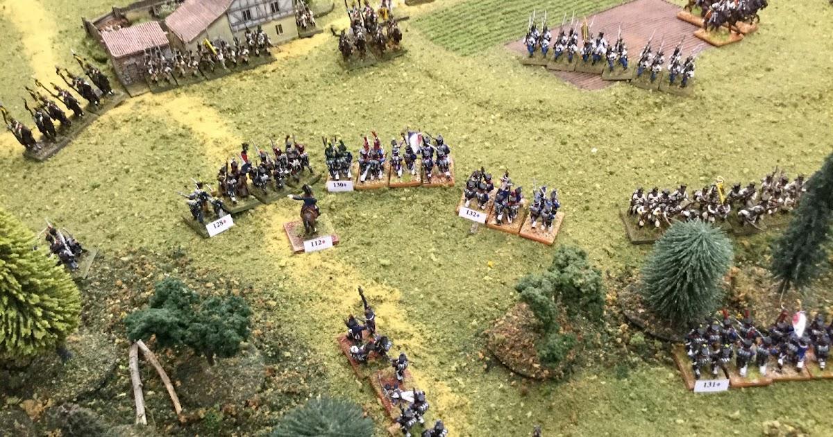 Mad Mac S Attic Battle Of Schellenberg October 6th 1813