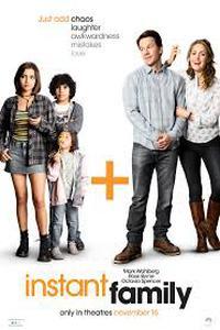 Instant Family (2018) Movie (English) 720p HDTC