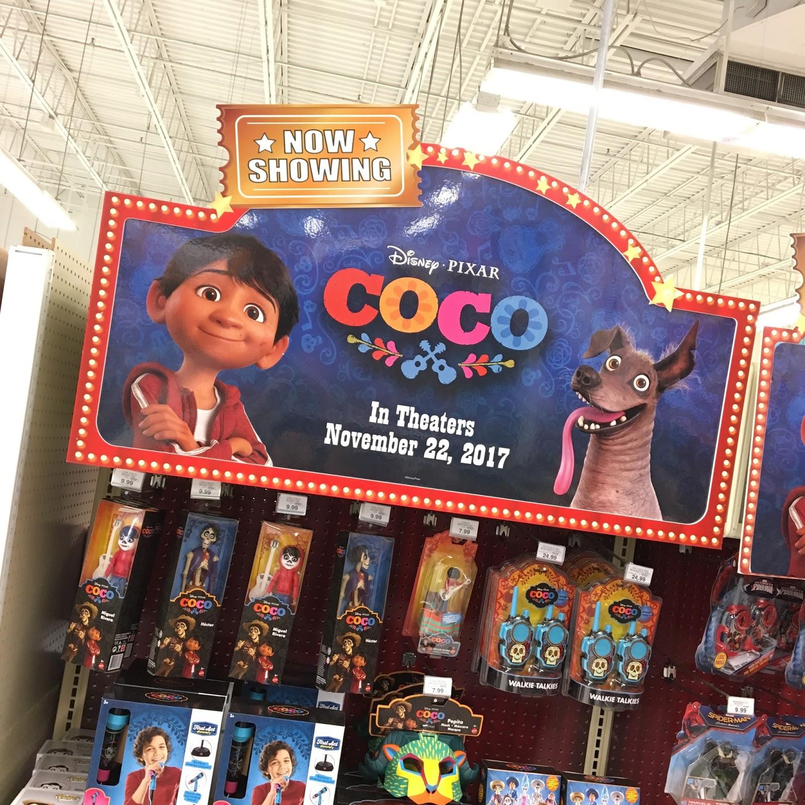 pixar coco toys merchandise toys r us