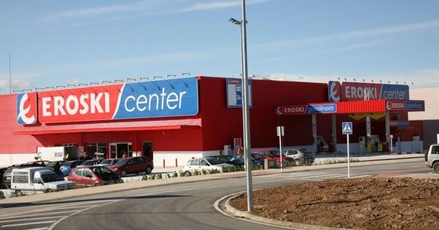 Las tiendas de nueva generaci n de eroski ahorran un 60 en el consumo energ tico - Eroski iluminacion ...