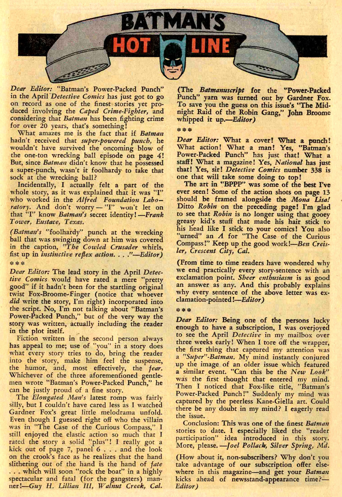 Detective Comics (1937) 342 Page 32