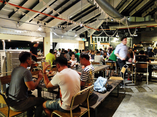 The Best Microbrewery in Singapore - Little Island Brewery Co. at Changi