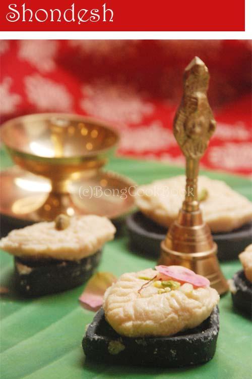 Sondesh, Bengali Sondesh, Sandesh