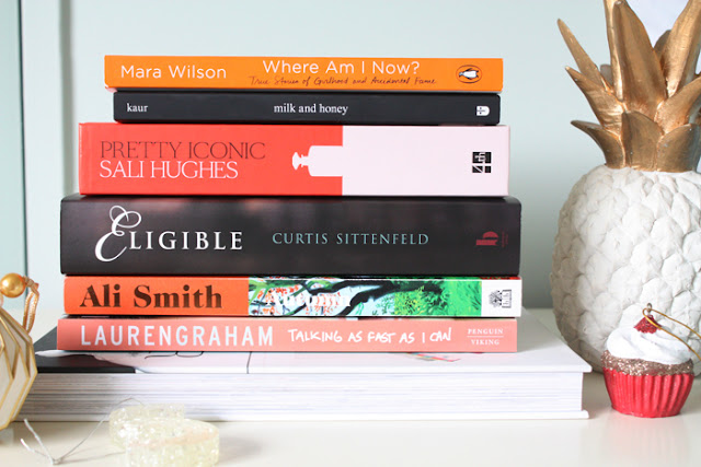 Favourite Reads of 2016