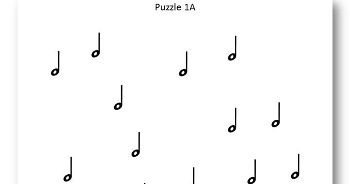 Music Theory & Ear Training: Music Theory Puzzles