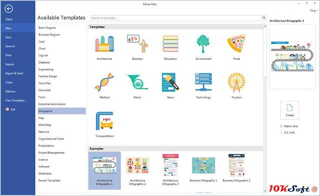 Edraw Max 8 Latest Version Free Download