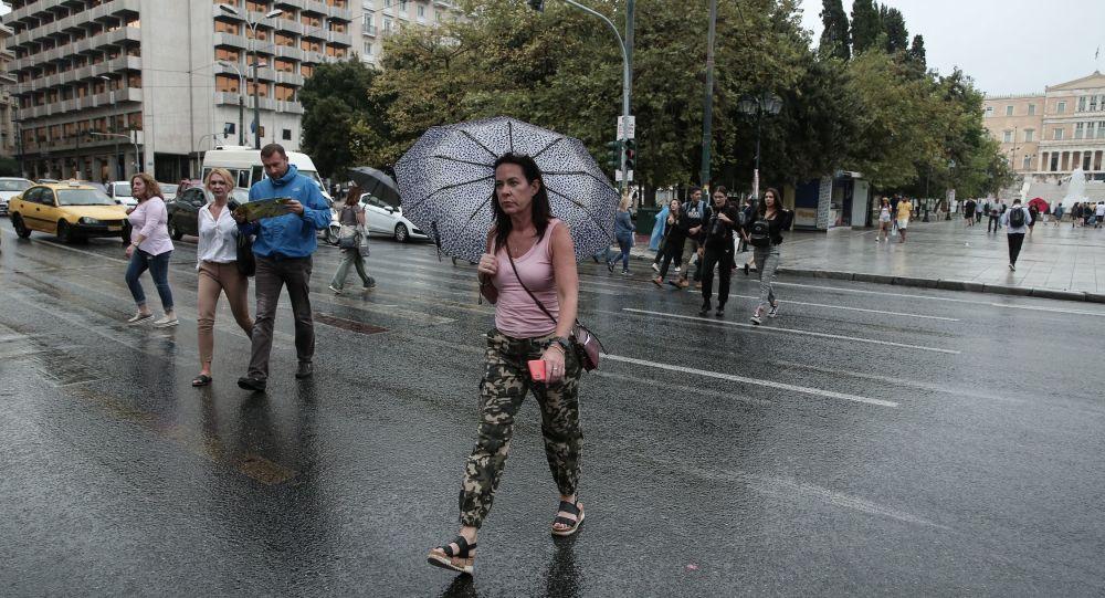 Χαλάει ο καιρός με καταιγίδες και χαλάζι το επόμενο 48ωρο - Η προειδοποίηση της Περιφέρειας Αττικής