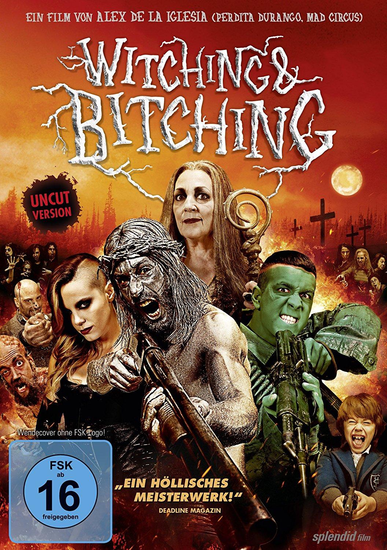 Witching and Bitching (2013) หนังสยองขวัญสเปนสุดฮา เหนือชั้นสุดๆ