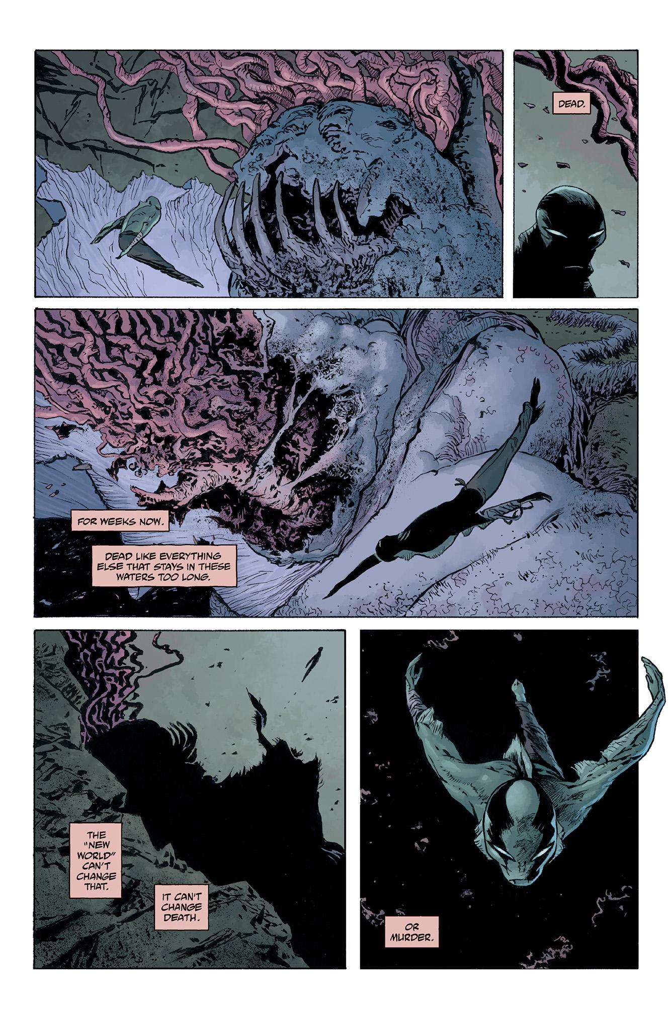 Read online Abe Sapien comic -  Issue #5 - 16