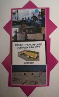 Klinik Pelayanan Kesehatan untuk konflik Suriah