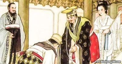 Vua Linh Công và Di Tử Hà: Yêu nên Tốt, Ghét nên Xấu