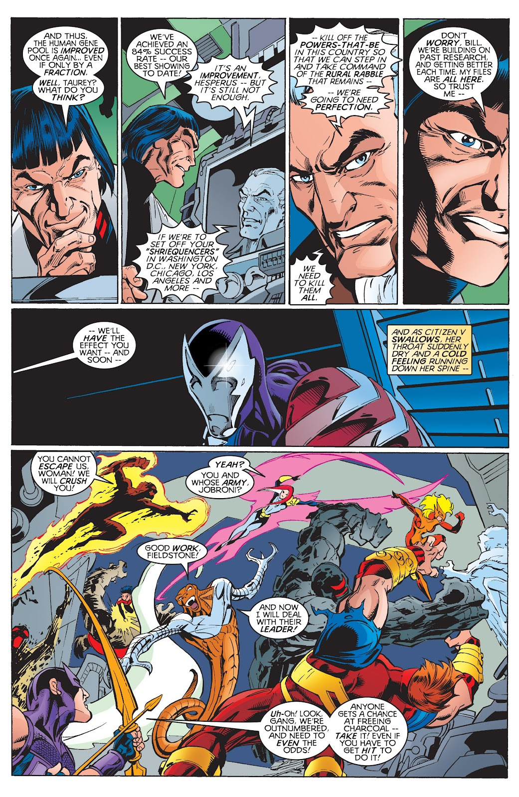 Read online Hawkeye & The Thunderbolts comic -  Issue # TPB 1 (Part 3) - 22