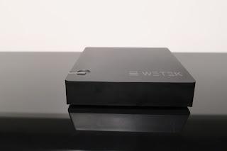 Análise WeTek Core Android Box 3