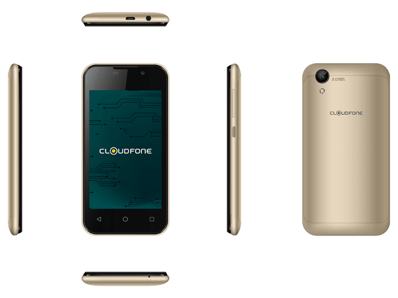 Cloudfone Go Connect Lite Is Priced At PHP 1799