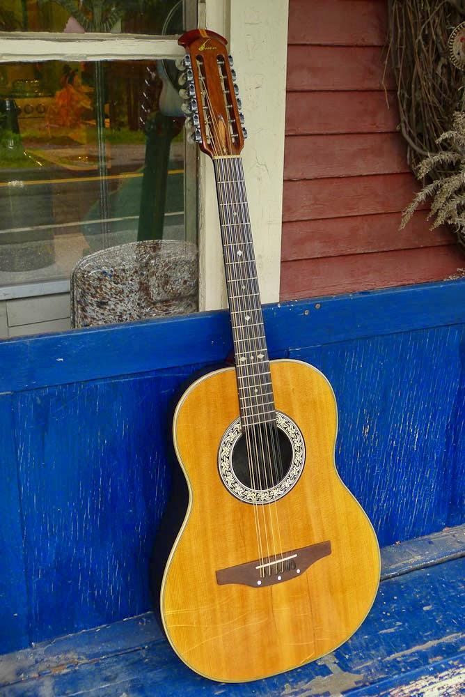 jake wildwood ovation 1615 pacemaker 12 string guitar. Black Bedroom Furniture Sets. Home Design Ideas