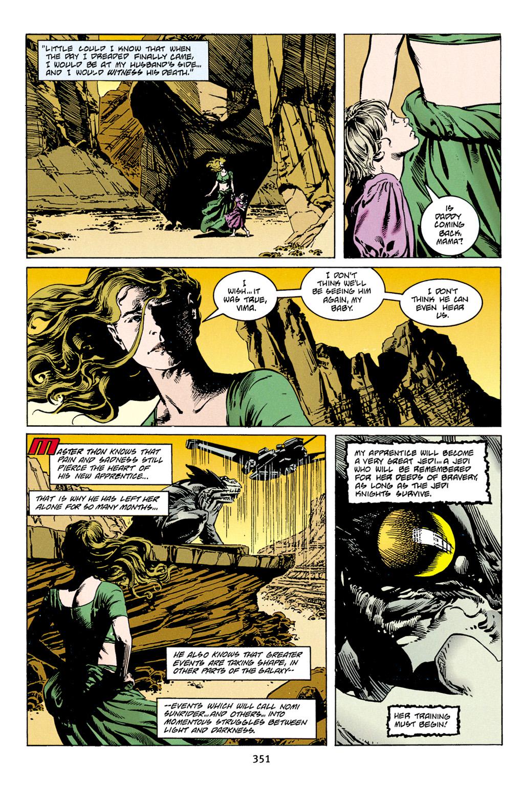 Read online Star Wars Omnibus comic -  Issue # Vol. 4 - 340