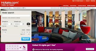 9. Hotels.com - $11 juta (2001)