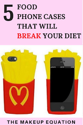 5 Food Phone Cases That Will Break Your Diet