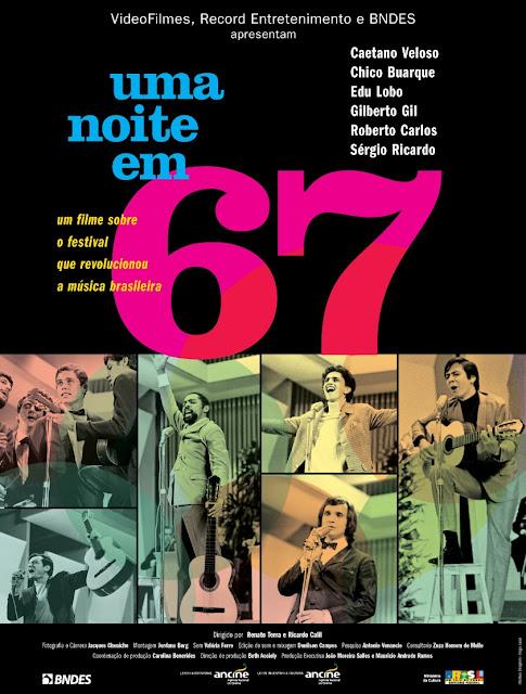 Documentário: Uma Noite em 67