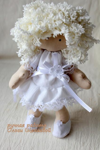 ангел, кукла, своими руками