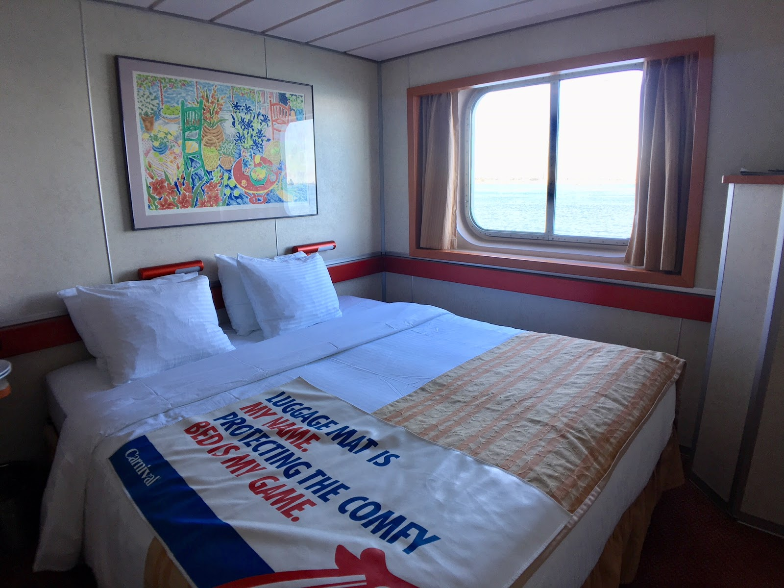 Carnival Cruise Stateroom Photos