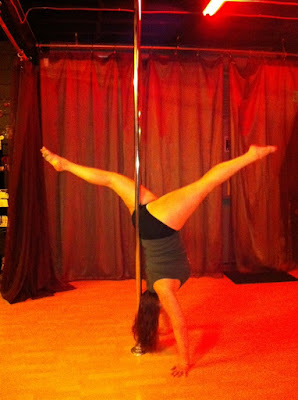 confessions of a twirly girl pole goals