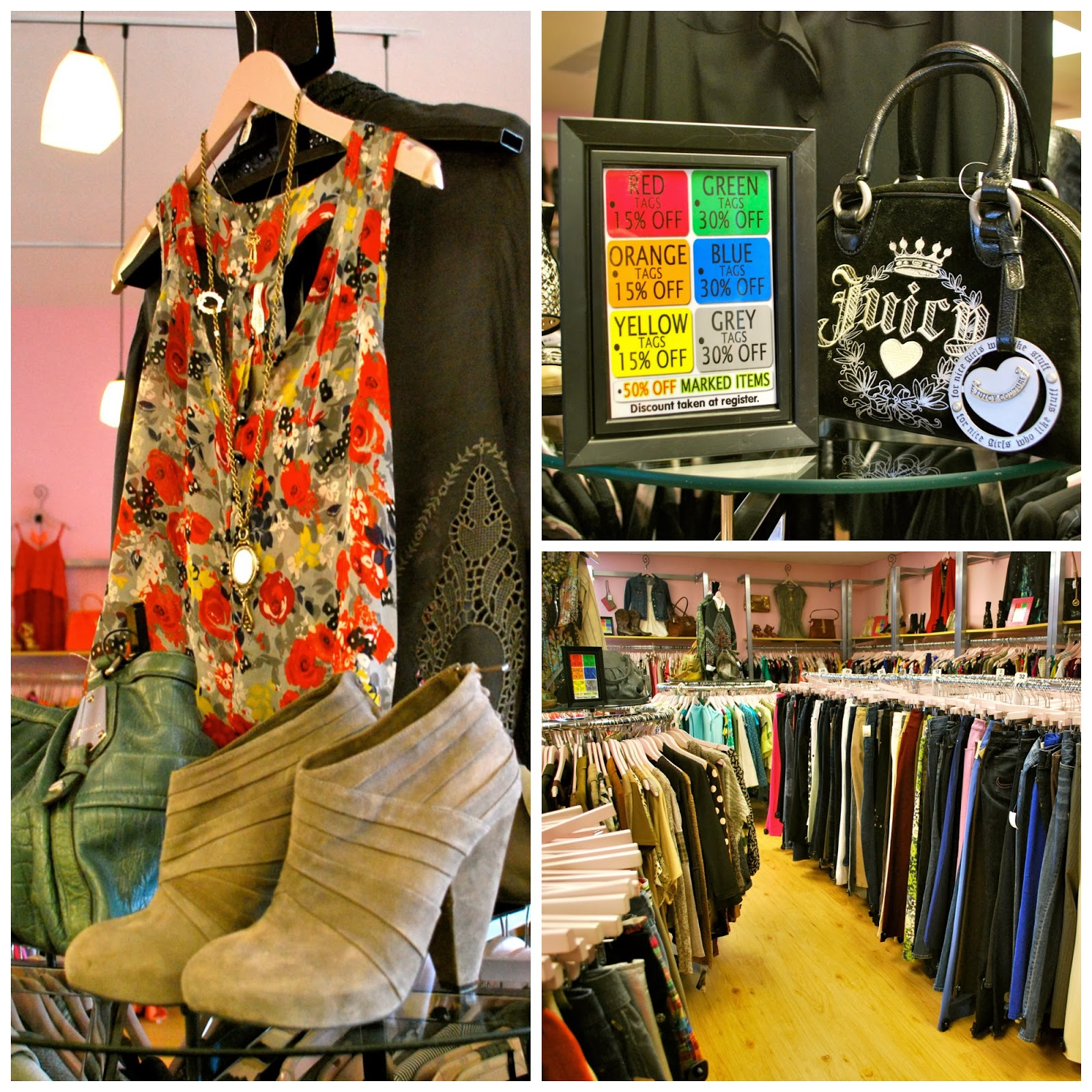 Design Stores Online: Atlanta Consignment Stores: Alexis' Suitcase Is Packed